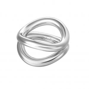 Christofle Idole de Christofle Ring 925 Silber, Double...