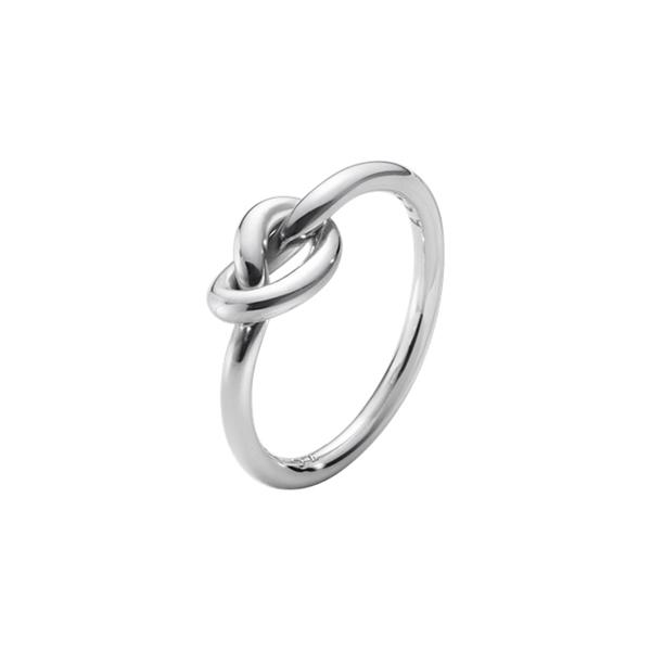 Love Knot Ring 925 Silber