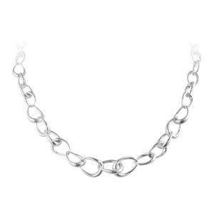 Georg Jensen Offspring Collier 925 Silber, L: 45 cm