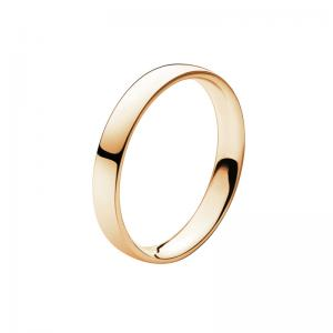 Georg Jensen Magic Ring 1513F, 750 Roségold 3,8 mm