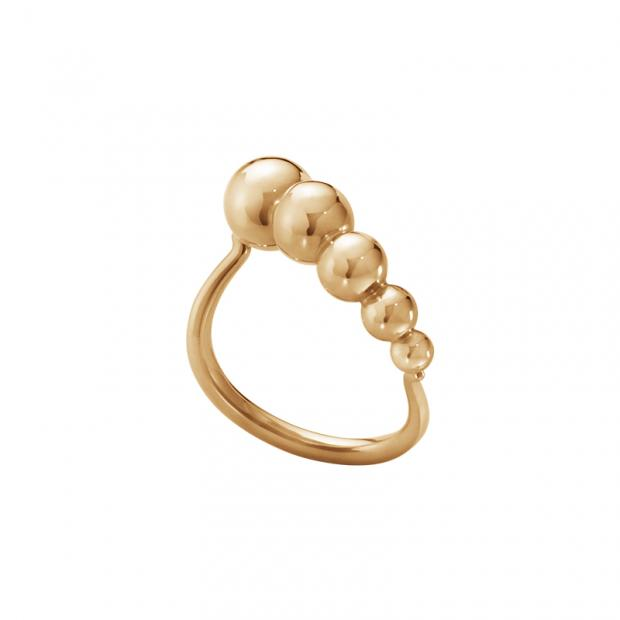 Bild Georg Jensen Moonlight Grapes Ring 750 Roségold,...