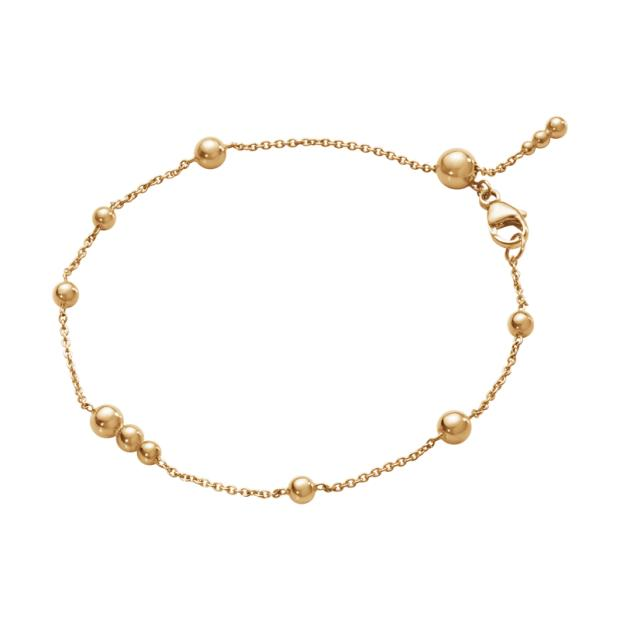 Moonlight Grapes Armband 750 Roségold