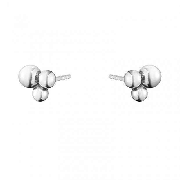 Bild Georg Jensen Moonlight Grapes Ohrstecker 925 Silber, Mod....