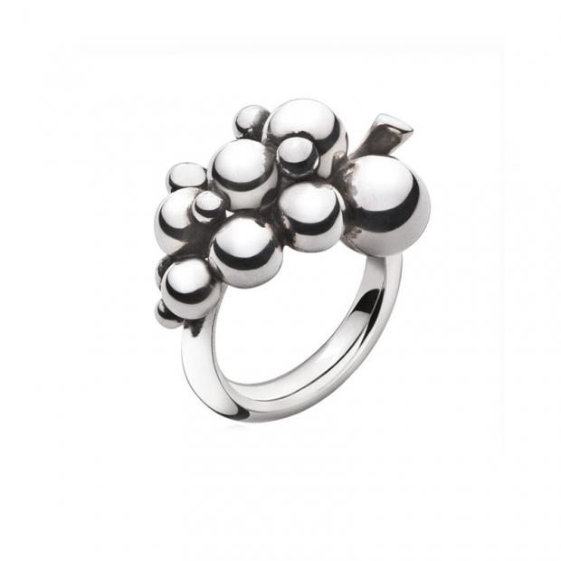 Moonlight Grapes Ring klein 925 Silber