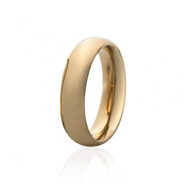 Centenary Ring 750 Gelbgold