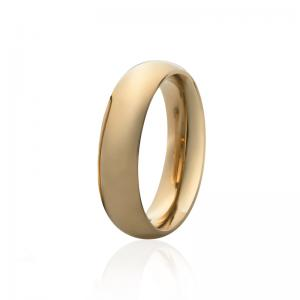 Georg Jensen Centenary Ring 5,3 mm, 750 Gelbgold